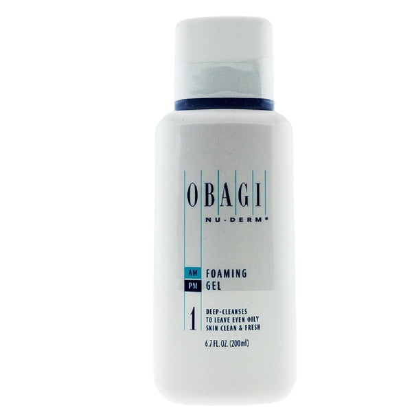 Obagi Nu Derm Foaming Gel Directdermacare
