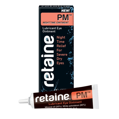 Retaine PM Ointment - OcuSoft