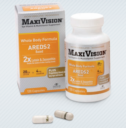 MAXIVISION Whole Body Formula