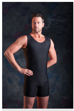 Rainey Men's Stage 2 Compression Tank Top - Mtt