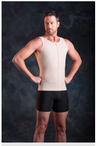 Rainey Men's Stage 1 Compression Vest - MV