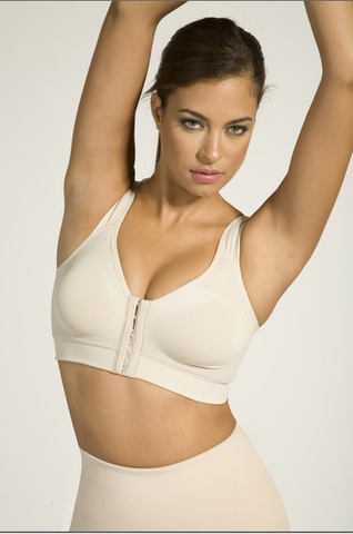 Seamless Bra With High Back - Renolife - ST-143