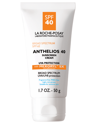 Anthelios 40 Facial Sunscreen - La Roche-Posay