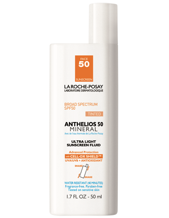 Anthelios 50 Mineral Tinted Sunscreen - La Roche-Posay