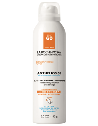 Anthelios 60 Sunscreen Spray - La Roche-Posay