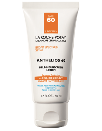 Anthelios 60 Face Sunscreen - La Roche-Posay