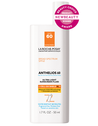 Anthelios 60 Ultra Fluid Sunscreen - La Roche-Posay