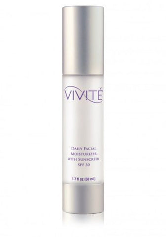 VIVITE Daily Facial Moisturizer with SPF 30