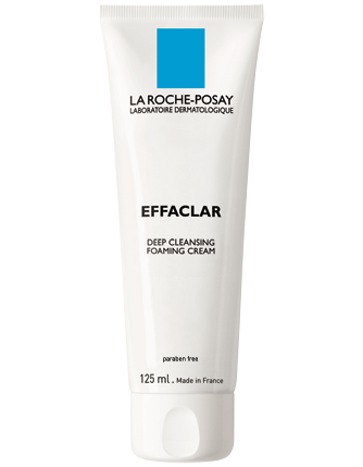 Effaclar Deep Cleansing Foaming Cream - La Roche-Posay