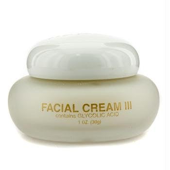 M.D. Forté Facial Cream III