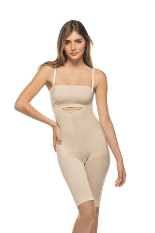 Multi Adjustment High Back Above Knee Girdle - Annette Renolife - Style IC-3004
