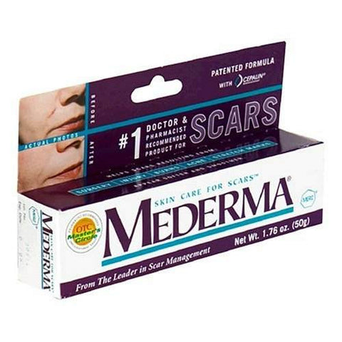 Mederma Skin Care for Scars, 1.76 oz (50 g)