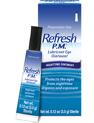 Refresh P.M. Lubricant Eye Ointment 3.5g