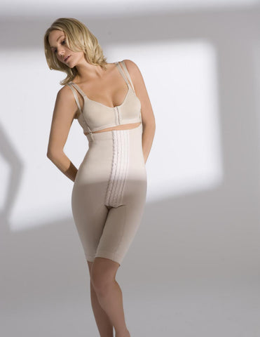 Above the Knee High Waisted Girdle - Annette Renolife - Style ST-139