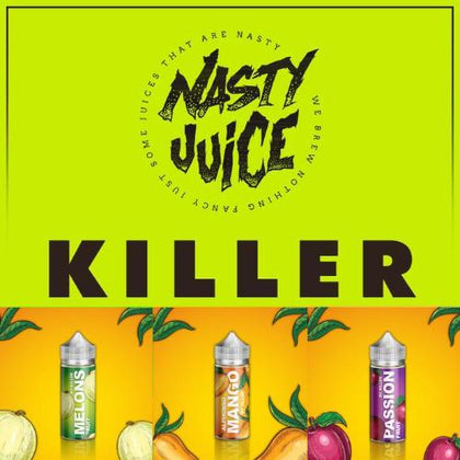 KILLER SERIES BY NASTY