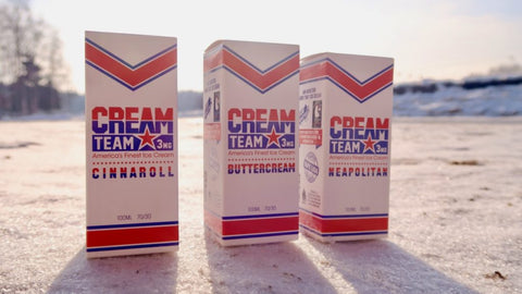 CREAM TEAM (USA)