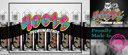 HOOTS PREMIUM BLENDS (AUS)