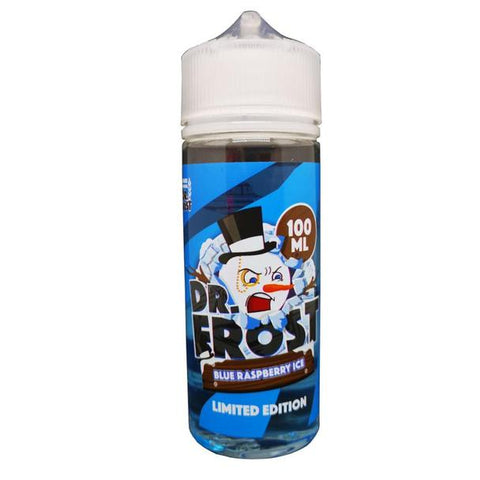 BLUE RASPBERRY ICE DR FROST 100ML L.E