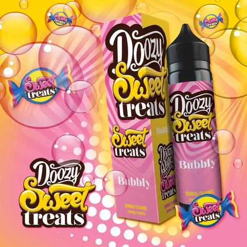DOOZY VAPE CO BUBBLY 60ML