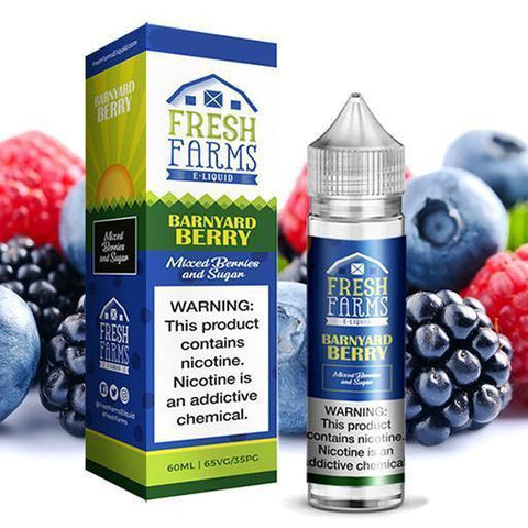FRESH FARMS BARNYARD BERRY 60ML
