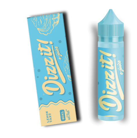 Lemon Tart Dizzit 60ml