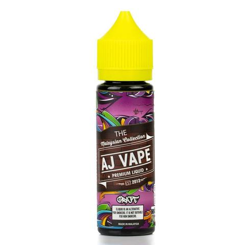 AJ Vape Grape 50ml