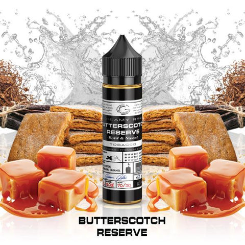 GLAS BASIX BUTTERSCOTCH RESERVE 60ML