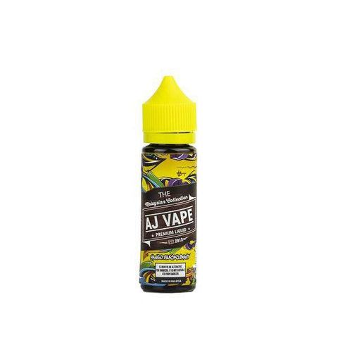 AJ Vape mango blackcurrant 50ml