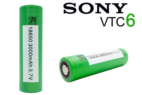 Sony VTC Batteries (6/5A)