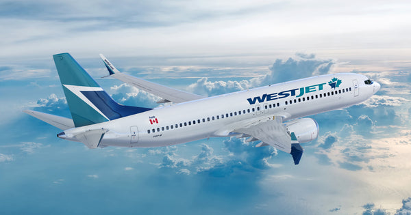 Westjet Airline - up to 15% discount (base fare)
