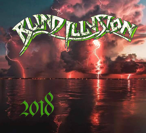 Blind Illusion 2018 EP