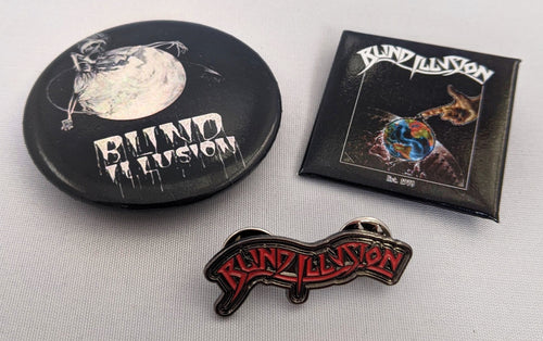 Blind Illusion Pin Pack
