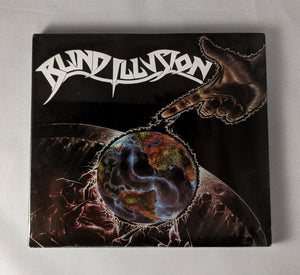 Blind illusion Sane Asylum CD