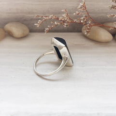 Silver Cathryn Ring