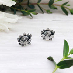 Fiore Alba Stud Earrings