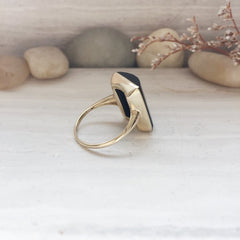 Gold Cathryn Ring