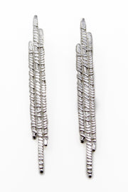 Ion Conductor Earrings - Long
