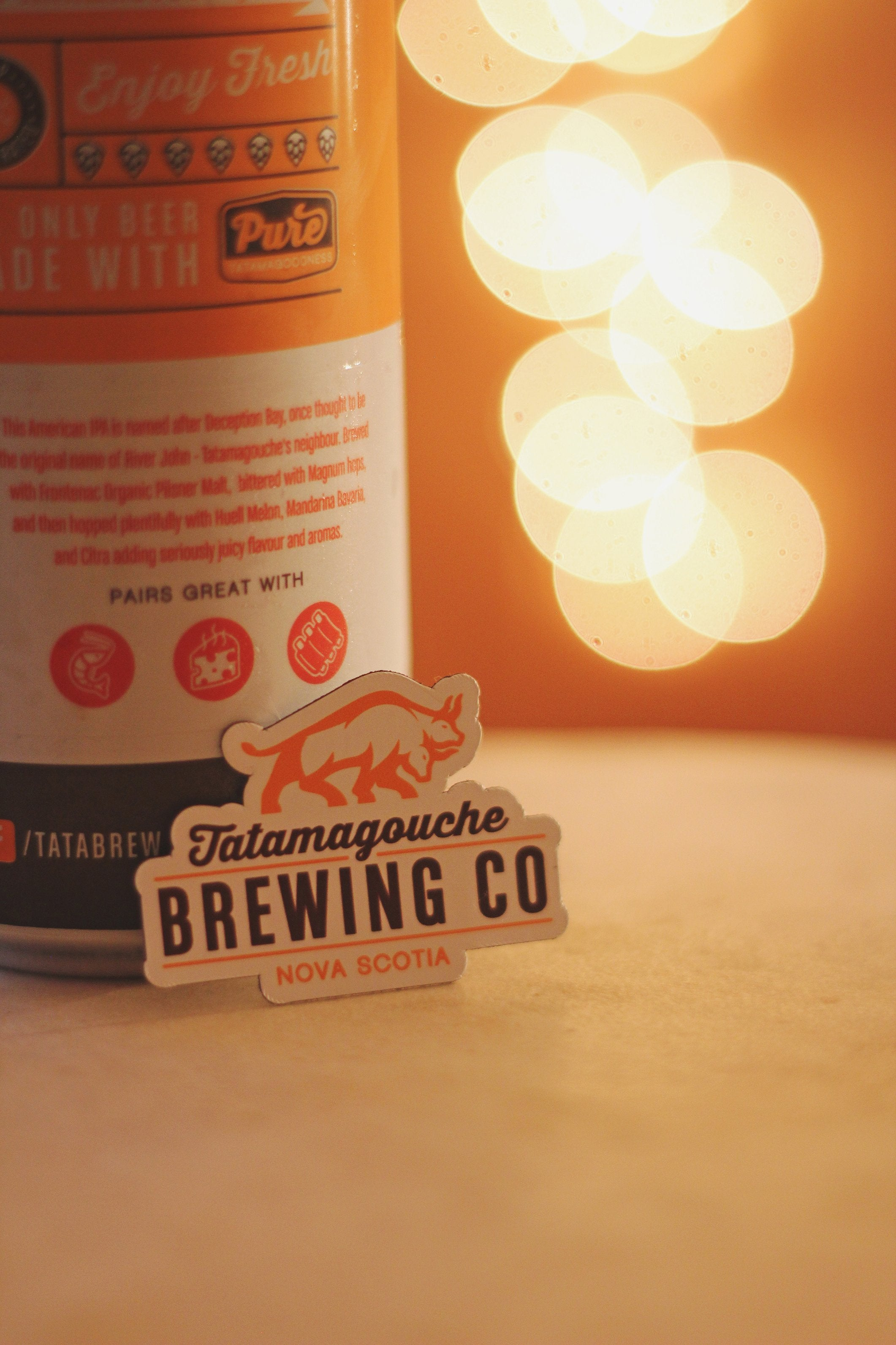 Tatamagouche Brewing Co Magnet