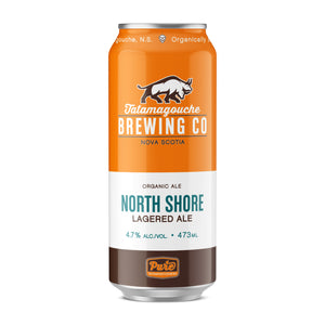 North Shore Lagered Ale