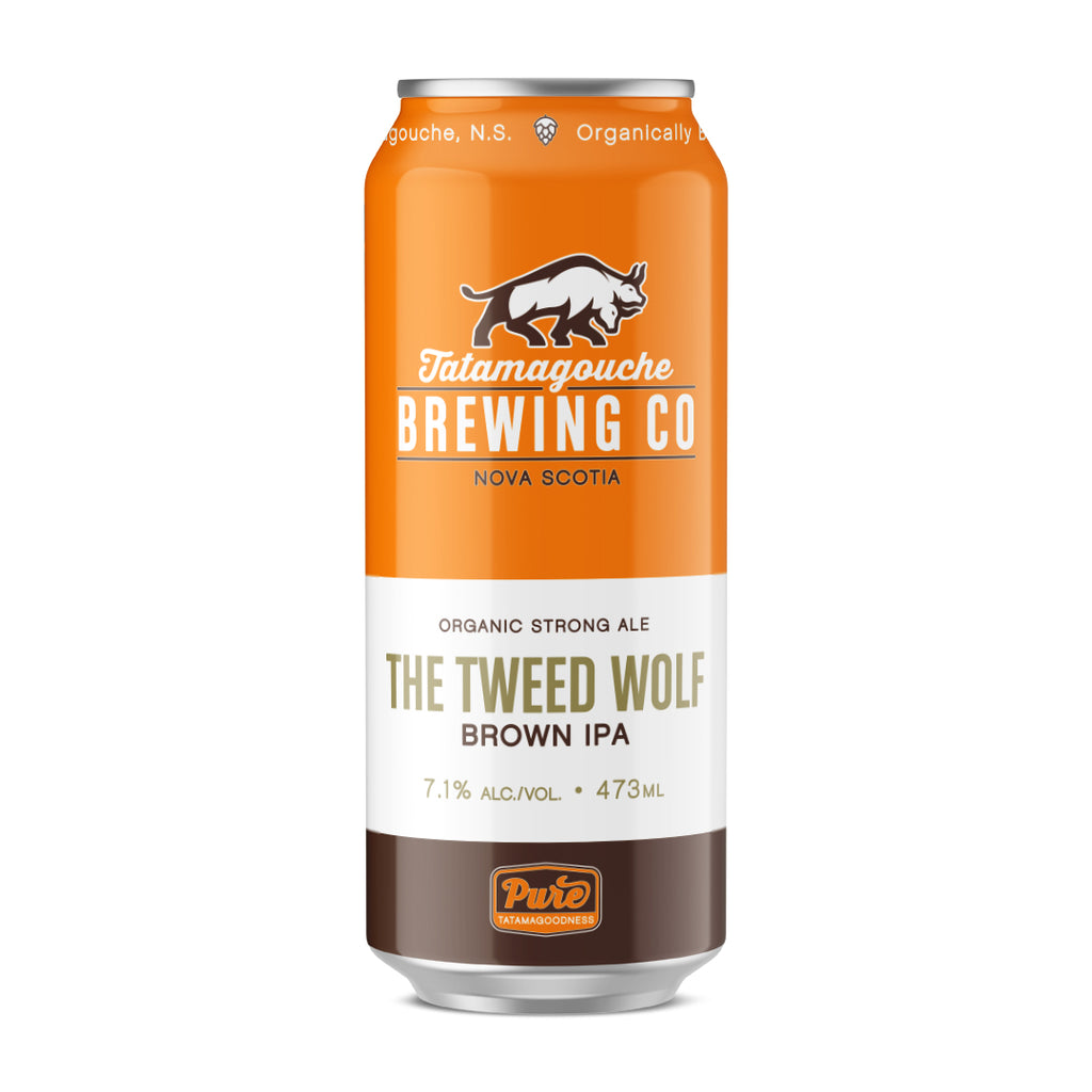 The Tweed Wolf Brown IPA