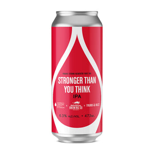 Stronger Than You Think IPA