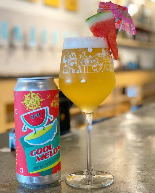 Cool Melon Watermelon Kölsch