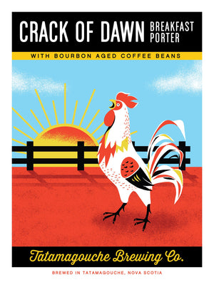 Crack of Dawn Poster