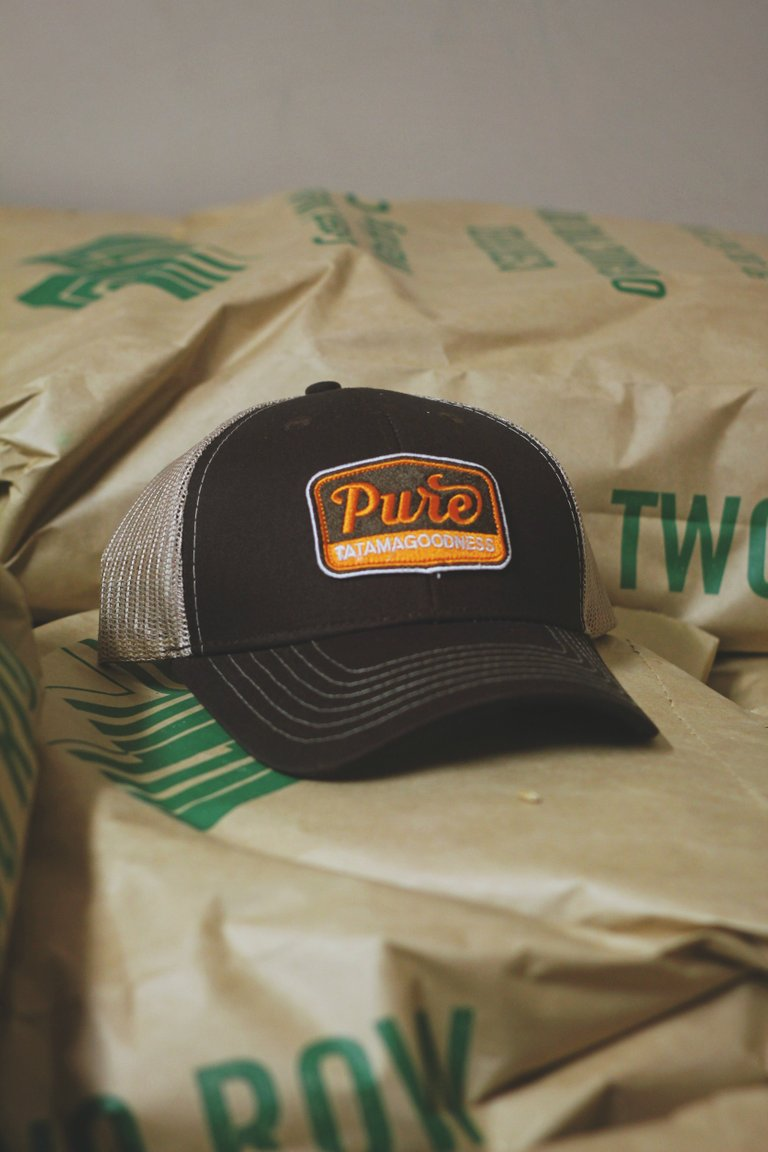 Pure Tatamagoodness Trucker Hat