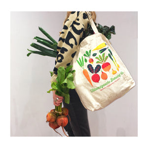 Rooted Canvas Totebag