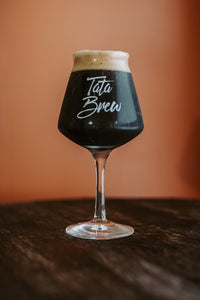Tata Brew TeKu glass