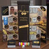 Chardonnay Go - Board Game