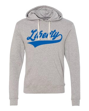 Liberty Spirit Sweatshirt:  Light Heather Grey