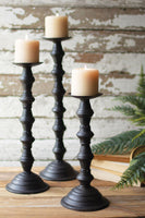 Metal Candle Tower