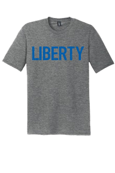Grey Tri-Blend Tee:  Available in Olentangy and Liberty